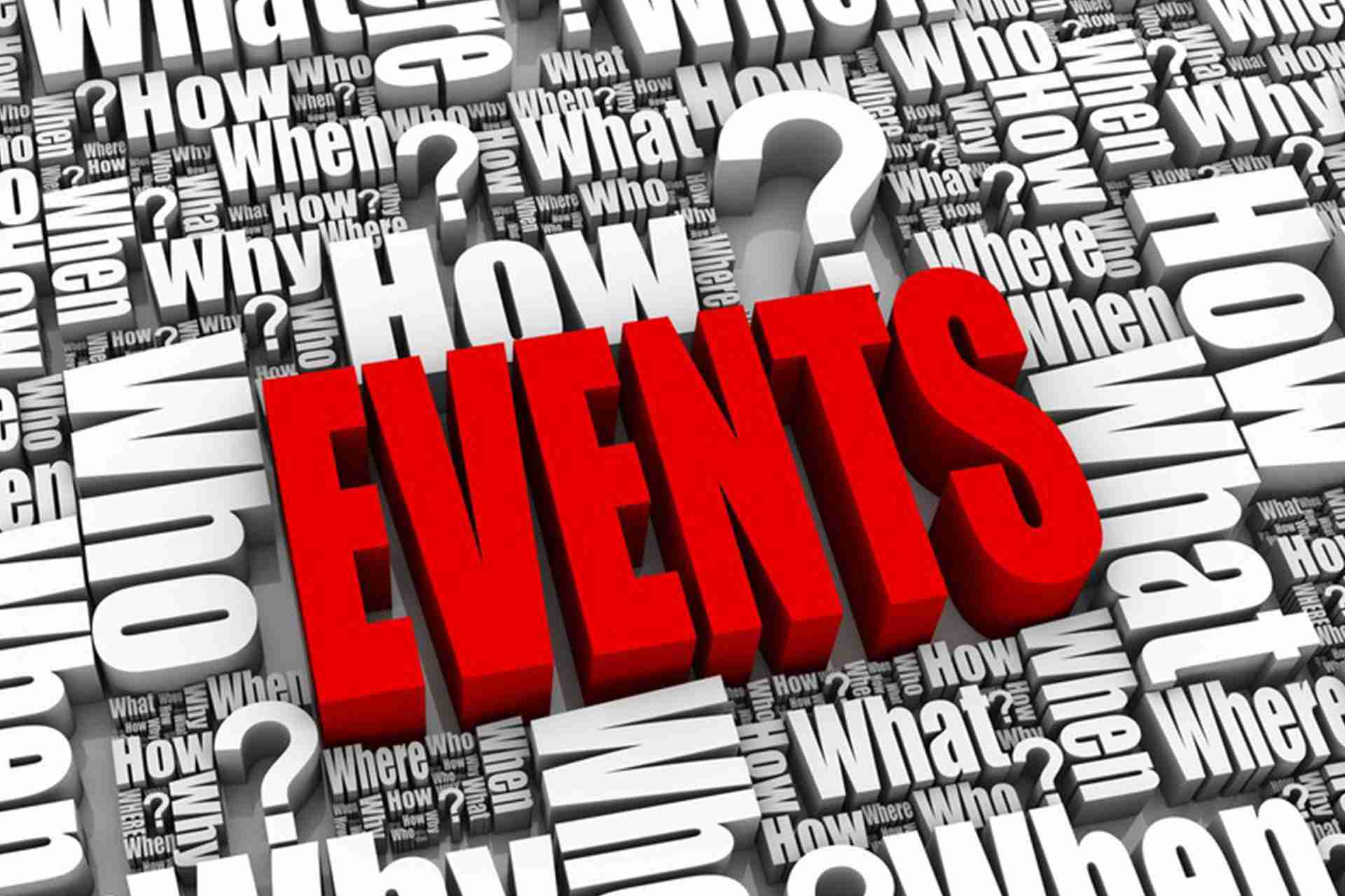 Happenings / Events